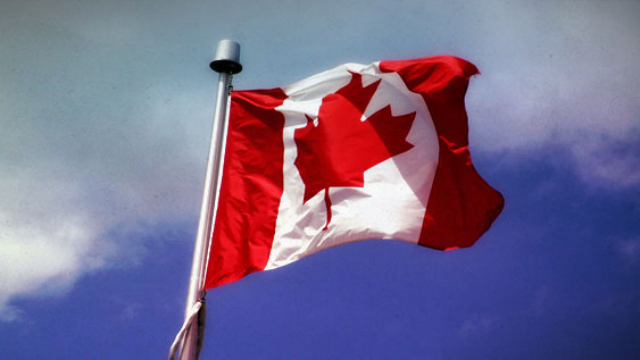 Canada Flag, Canadian Charter of Rights and Freedoms