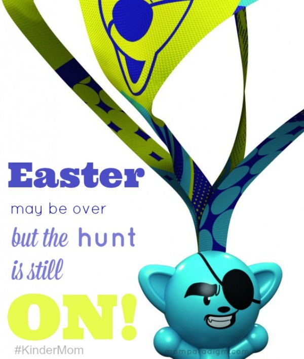 Easter my be over